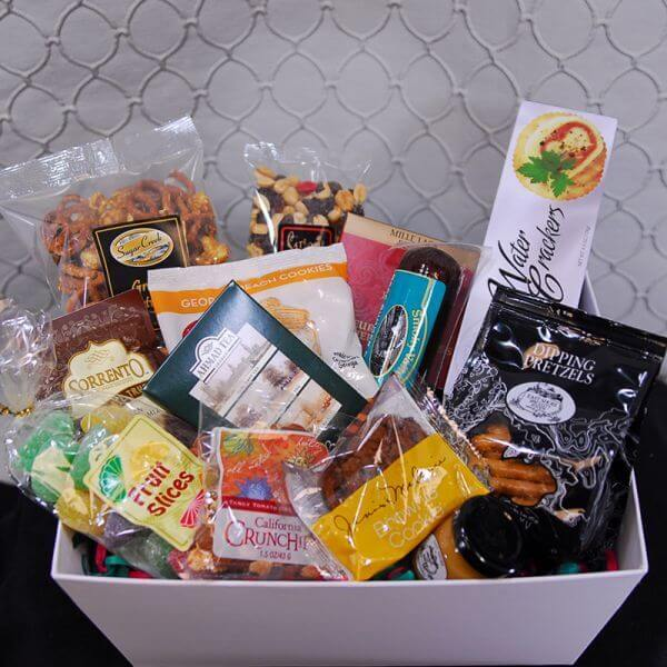 Simply Gourmet Snack Basket