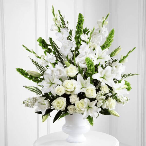 FTD Morning Stars Bouquet Sympathy Arrangement