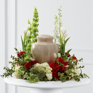 FTD Tears of Comfort Urn Arrangement