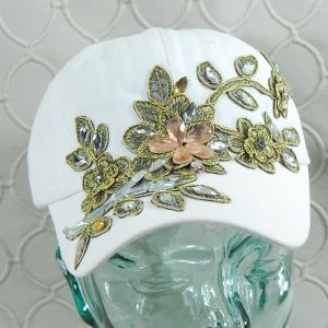 Embellished Ball Cap