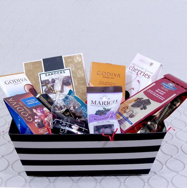 Chocolate Lovers Basket