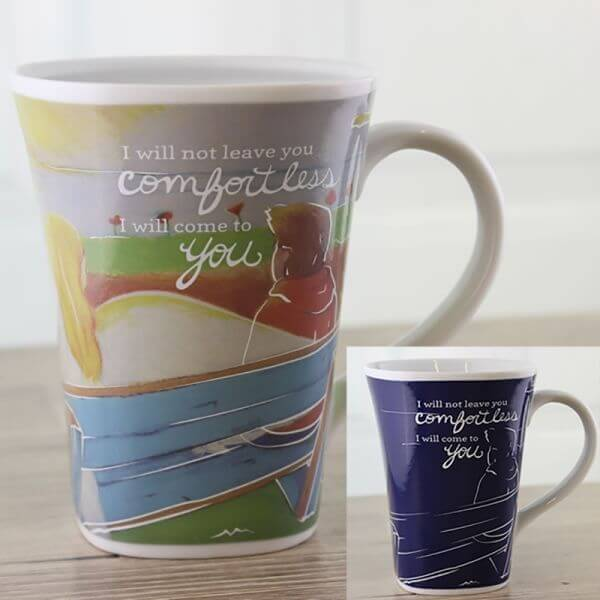 Color Changing mug - Comfort Story