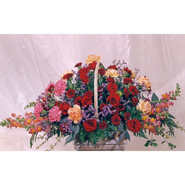 Multi Color Sympathy Basket