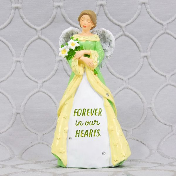 Heart of AngelStar Figurine - Remembrance