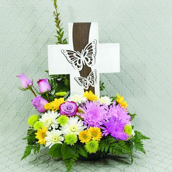 Butterfly Cross Tribute