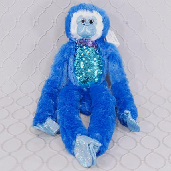 Blue Monkey Hugger