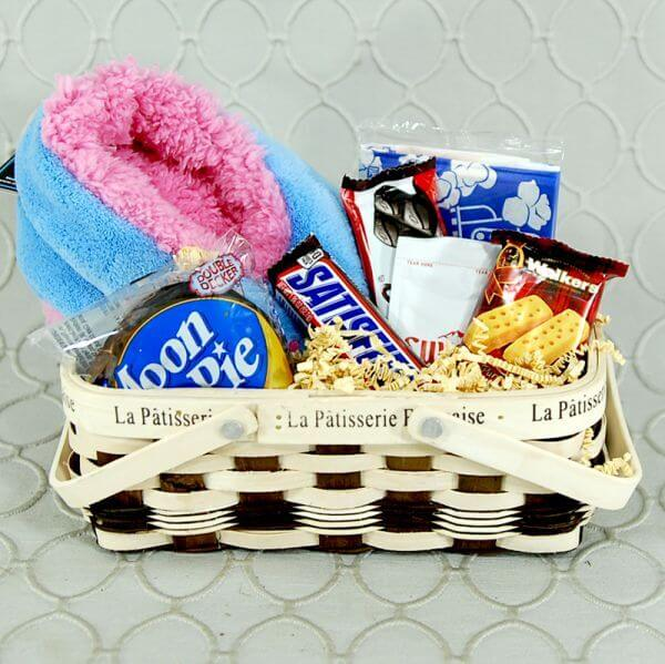 Rest & Relaxation Gift Basket