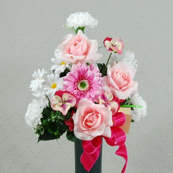 Pink Memorial Day Bouquet