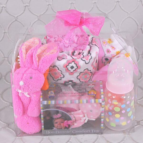 Baby Girl  Boo-Bunnie gift to go Copy