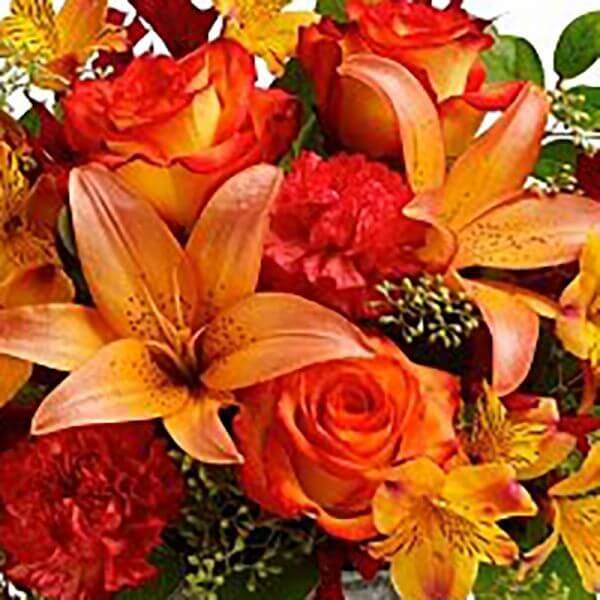 Premium Designers Choice Bouquet - orange