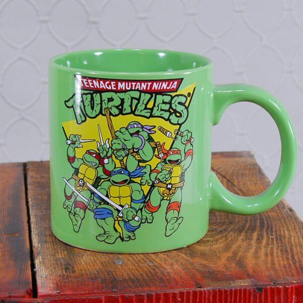 Teenage Mutant Ninja Turtle Mug