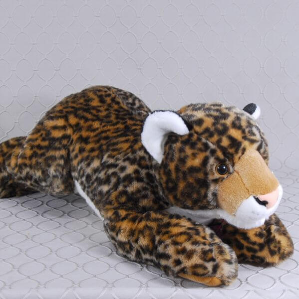 Stuffed Leopard
