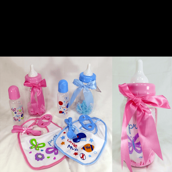 Bottle Bundle Baby Girl