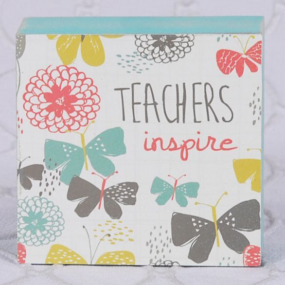 Teachers Inspire Plague