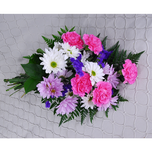 Grand Pink and Lavender Handtie Bouquet