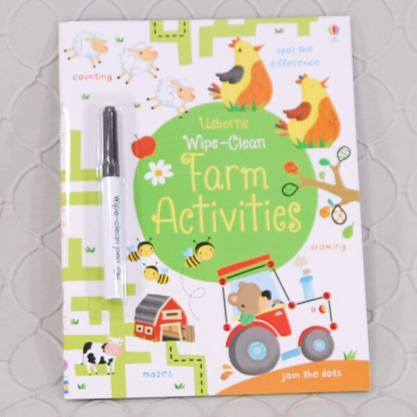 Farm Activities book