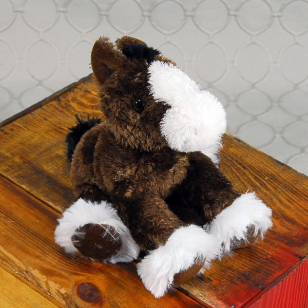 Adorable Stuffed horse