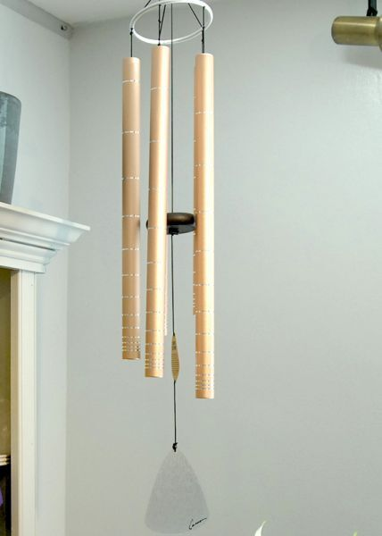 Rose Gold Wind Chime