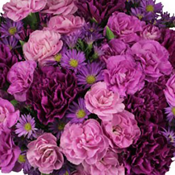 Deluxe Designers Choice Bouquet - Purple