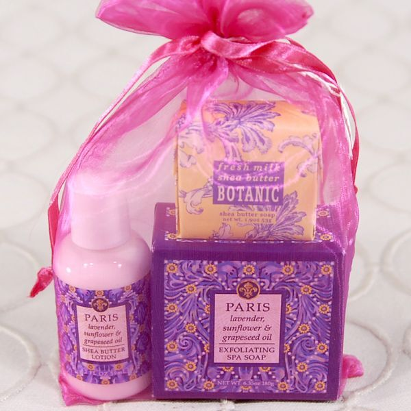 Soap & Shea Butter Gift Set