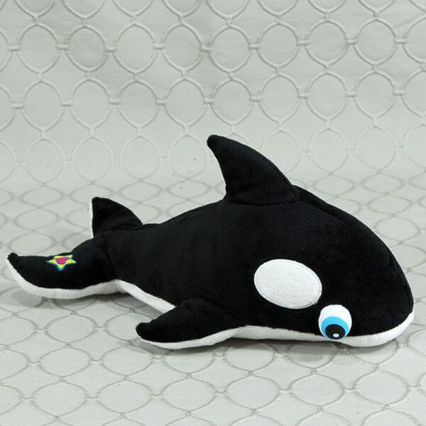 Light up Eyes Orca