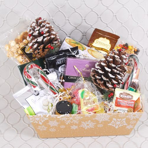 Gourmet Holiday Basket