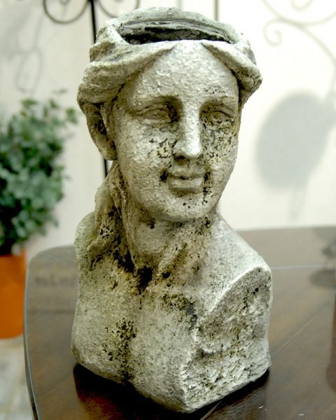 Lady Head Planter