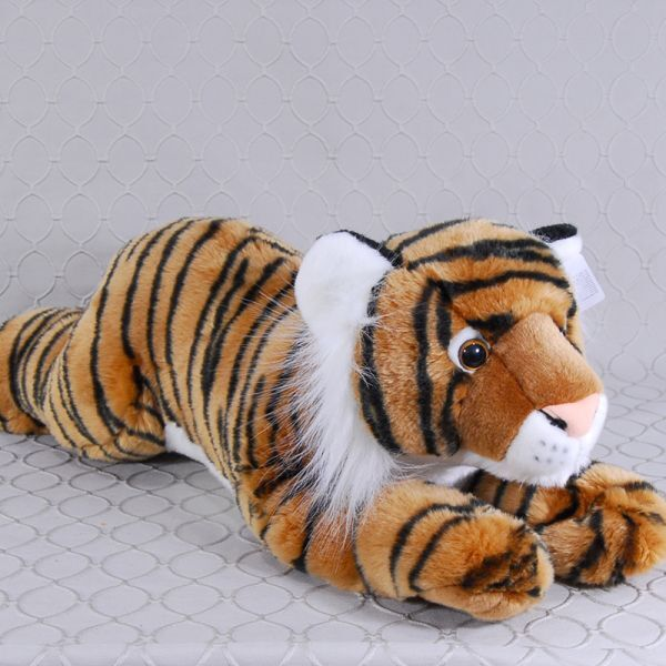 Stuffed Orange Tiger