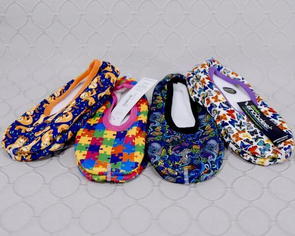 Snoozies Slipper Assorted