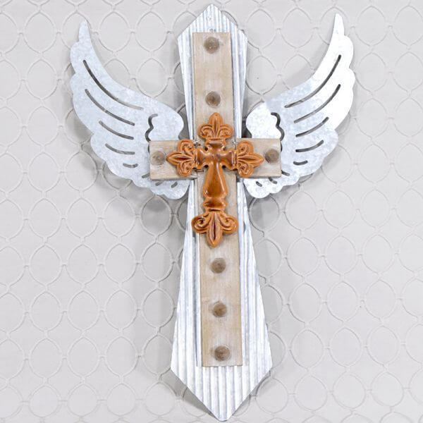 Angel Wing Cross #707